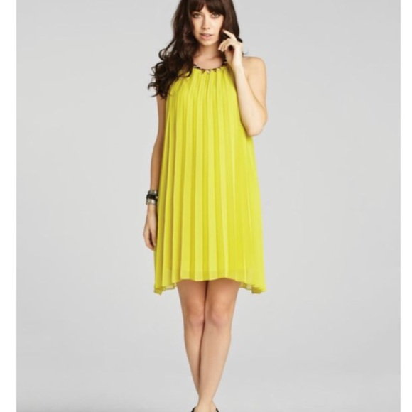 2018 bcbg rompers skirts dresses in yellow